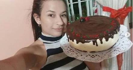 Raquel Itriago: haciendo la vida más dulce