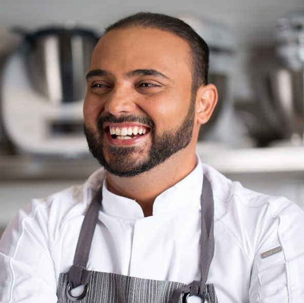 Chef Saverio Stassi