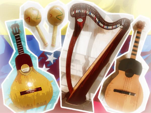 Música tradicional venezolana